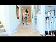 Ebony rollergirl Armani...