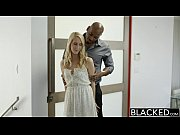 Picture BLACKED Hot Blonde Girl Cadenca Lux Pays Off...