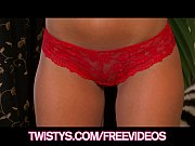 Blonde bombshell strips out of her lace panties view on xvideos.com tube online.
