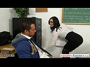 Picture Brunette teacher Kendra Lust gets facialized