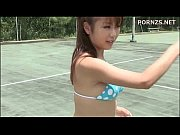 着エロだけど最高のムラムラを提供してくれる爽やかギャルのイメージビデオ西田麻衣