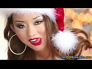 Xmas asian pov facialized