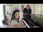 Trepando com a namorada no piano