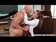 Brazzers - Sexy School girl Callie Calypso takes it up the ass, small gril hard fuck Video Screenshot Preview