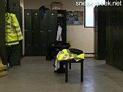 police station spycam – Gay Porn Video