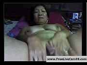 Amateur Asian Granny on Cam, Free Webcam Porn 2b