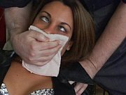 Порно видео усыпил хлороформом