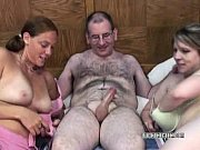 Picture Blonde Veronica in a threesome with a cute r...
