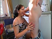 brunette wife deepthroat and hardcore 1