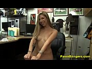 Hot Blonde Slut In Cock...