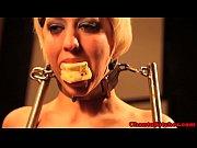 Lezdom BDSM slut being humiliated