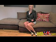 FakeAgentUK British Blonde...