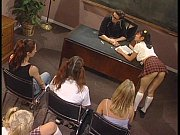 Picture Sexy Schoolgirls Hannah Harper and Mika Tan...