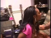 Picture Big assed ebony babe Beauty Dior gives a bla...