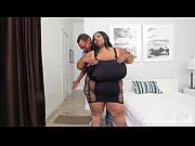 Picture Busty Black BBW Cotton Candi Monster Ramon