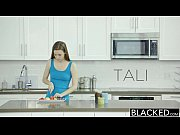Picture BLACKED Tali Dovas Boyfriend Lets her Try a...