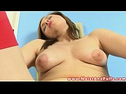 Big taco teen hottie plays wit