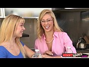 Picture Busty milf Cherie Deville and Young Girl 18+...