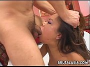 Hot Annie Cruz deep-throating