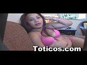 Dominican girl sucks the black off it Tot ...