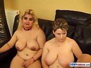 Зрелые лесбиянки с большими