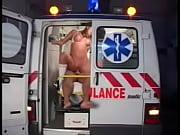 vestida de enfermera