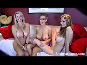 Stars on Cam! Vicky Vette, Julia Ann & Puma Swede!, 1dog 3girl full sex Video Screenshot Preview