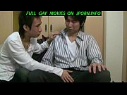 a cute Japanese gay twink slut in orgy action