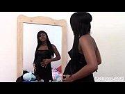 Admiring Her Body Inter...
