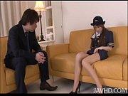 [ エロ無修正動画 ] 上司の刑事に美人婦人警官がバイブを突っ込み失神寸前逮捕したの無料エロ動画