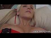 Emy Banks toyed in every holes and creampied