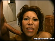 Picture Ava Devine giving a rimjob for a facial