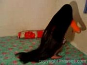Very very long hair view on xvideos.com tube online.