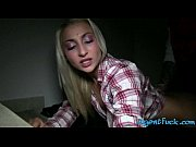 Lusty amateur blonde girl Celi