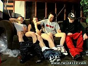 Picture Gay Young Gay 18+ first cock facial Four boys, 4...