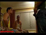 3 straights workers in an hotel room for  … – Gay Porn Video