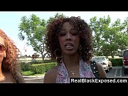 Picture RealBlackExposed - Two Black Babes Sharing a Cock