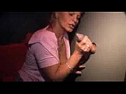 Mature german cheating wife in swingers gloryhole sexshop