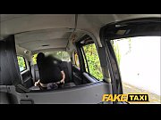 Driver Bang Brunette In Fake Taxi