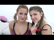 Gina Gerson & Ria Sunn Anal & DP 4some For Lega...