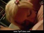 Turkish Shemale Sucking Big Cock www.TgirlTubez.com