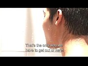 GayForIt.eu - innocent the pris on shower with the tough guy