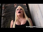 Big tit alexis ford gets a creampie from huge black cock