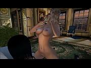 Lady madleen inside a swingers club