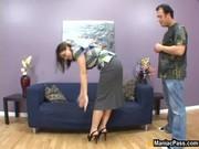 Женские ступни в нейлоне вконтакте