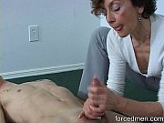 Picture Oldie mistress is able to extract young man&...