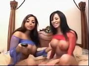 Lucia Tovar and Angela Devi