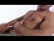Muscled and tattooed hunk Tony Duque gay video