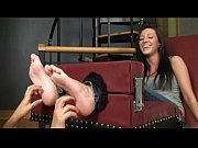 sexy angelina tickled