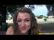 Reality Kings - Teen gets picked up in the park for porn
